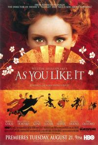 As You Like It - 27 x 40 Movie Poster - Style A