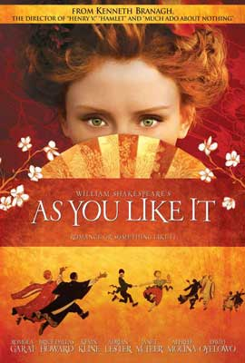 As You Like It - 27 x 40 Movie Poster - Style B