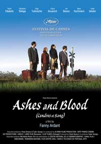 Ashes and Blood - 11 x 17 Movie Poster - Style A