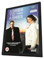 Ashes to Ashes - 11 x 17 Movie Poster - UK Style A - in Deluxe Wood Frame