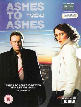 Ashes to Ashes - 11 x 17 Movie Poster - UK Style A