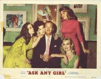 Ask Any Girl - 11 x 14 Movie Poster - Style H
