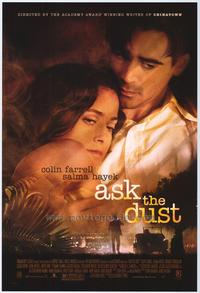 Ask the Dust - 27 x 40 Movie Poster - Style A