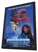Aspen Extreme - 11 x 17 Movie Poster - Style A - in Deluxe Wood Frame