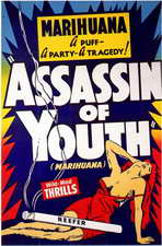 Assassin of Youth - 11 x 17 Movie Poster - Style A