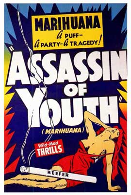 Assassin of Youth - 27 x 40 Movie Poster - Style A