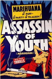 Assassin of Youth - 43 x 62 Movie Poster - Bus Shelter Style A