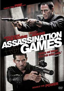 Assassination Games - 11 x 17 Movie Poster - Style A