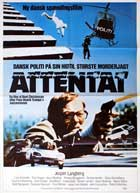 Assassination - 11 x 17 Movie Poster - Danish Style A