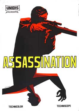 Assassination - 27 x 40 Movie Poster - Style A
