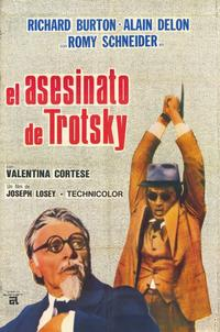 Assassination of Trotsky - 11 x 17 Movie Poster - Spanish Style A