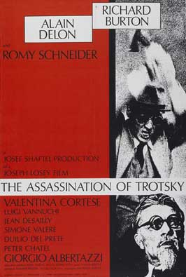 Assassination of Trotsky - 11 x 17 Movie Poster - Style B
