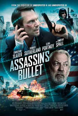 Assassin's Bullet - 27 x 40 Movie Poster - Style A