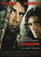 Assassins - 11 x 17 Movie Poster - French Style A