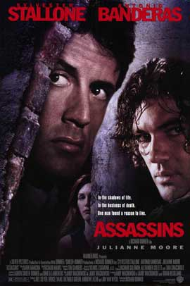 Assassins - 11 x 17 Movie Poster - Style A