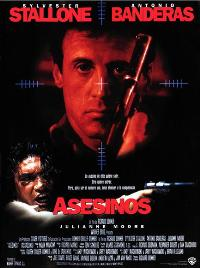 Assassins - 11 x 17 Movie Poster - Spanish Style A