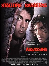 Assassins - 43 x 62 Movie Poster - Bus Shelter Style A