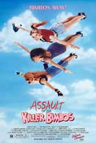 Assault of the Killer Bimbos - 11 x 17 Movie Poster - Style B