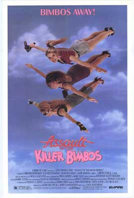 Assault of the Killer Bimbos - 27 x 40 Movie Poster - Style A