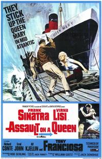 Assault on a Queen - 11 x 17 Movie Poster - Style A