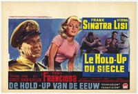 Assault on a Queen - 11 x 17 Movie Poster - Belgian Style A