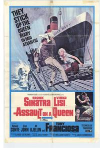 Assault on a Queen - 11 x 17 Movie Poster - Style B