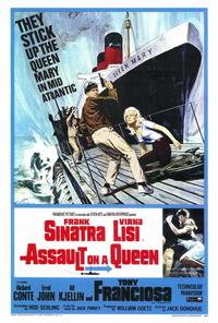 Assault on a Queen - 27 x 40 Movie Poster - Style A