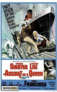 Assault on a Queen - 43 x 62 Movie Poster - Bus Shelter Style A