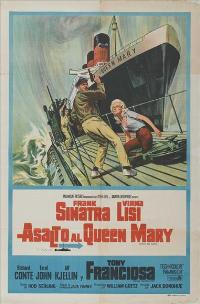 Assault on a Queen - 27 x 40 Movie Poster - Spanish Style A