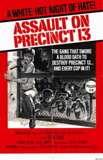 Assault on Precinct 13 - 11 x 17 Movie Poster - Style A