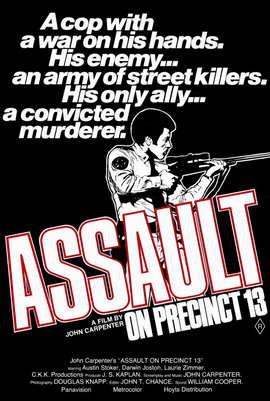 Assault on Precinct 13 - 11 x 17 Movie Poster - Style B