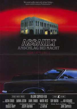 Assault on Precinct 13 - 11 x 17 Poster - Foreign - Style C