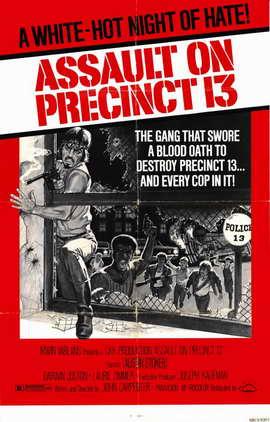 Assault on Precinct 13 - 11 x 17 Movie Poster - Style A