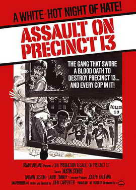 Assault on Precinct 13 - 27 x 40 Movie Poster - Style B