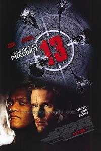 Assault on Precinct 13 - 27 x 40 Movie Poster - Style A