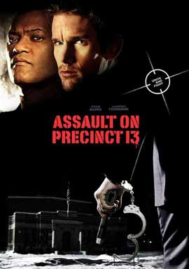 Assault on Precinct 13 - 11 x 17 Movie Poster - Style B