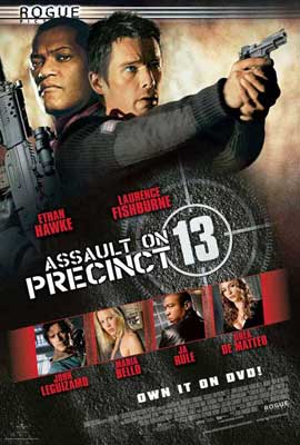 Assault on Precinct 13 - 27 x 40 Movie Poster - Style C