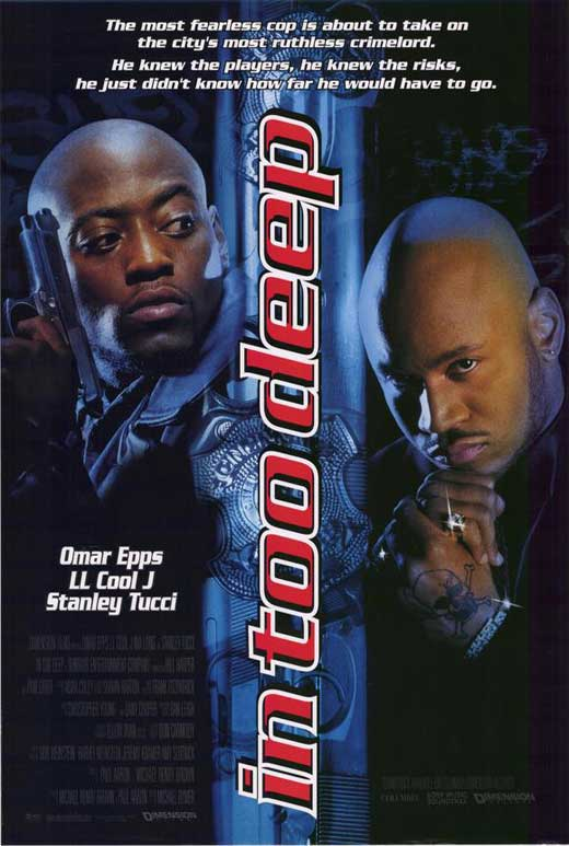 PCG In Too Deep Poster Movie 27 x 40 Inches - 69cm x 102cm Omar Epps Stanley Tucci L.L. Cool J. Pam Grier at Sears.com