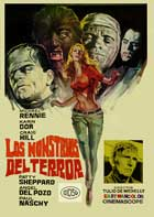 Assignment Terror - 11 x 17 Movie Poster - Spanish Style A