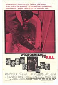 Assignment to Kill - 11 x 17 Movie Poster - Style A