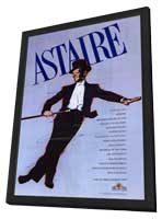 Astaire - 11 x 17 Movie Poster - Style A - in Deluxe Wood Frame