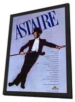 Astaire - 27 x 40 Movie Poster - Style A - in Deluxe Wood Frame