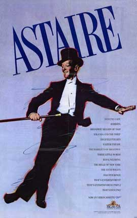 Astaire - 11 x 17 Movie Poster - Style A