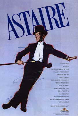 Astaire - 27 x 40 Movie Poster - Style A