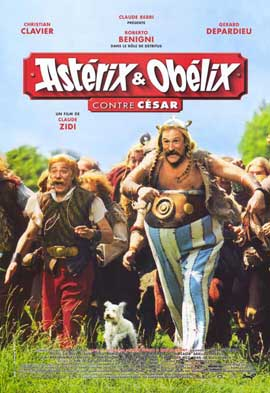 Asterix and Obelix vs. Caesar - 11 x 17 Movie Poster - Style A