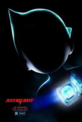 Astro Boy - 11 x 17 Movie Poster - Style B