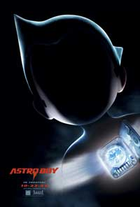 Astro Boy - 27 x 40 Movie Poster - Style B