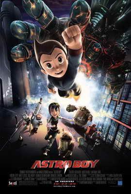 Astro Boy - 27 x 40 Movie Poster - Style C