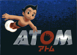 Astro Boy - 22 x 28 Movie Poster - Japanese Style B