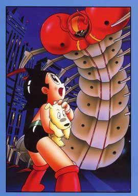Astroboy - 11 x 17 Movie Poster - Style G